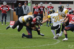 "26. März 2017_Sen-009.jpg<br /><span style=""font-size:0.8em;"">Bern Grizzlies @ Calanda Broncos 26.03.2017 Stadion Ringstrasse, Chur<br /><br />© <a href=""http://www.popcornphotography.ch"" rel=""nofollow"">popcorn photography</a> by Stefan Rutschmann</span> • <a style=""font-size:0.8em;"" href=""http://www.flickr.com/photos/61009887@N04/33686405335/"" target=""_blank"">View on Flickr</a>"