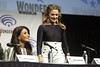 Marisol Nichols & Madchen Amick (Gage Skidmore) Tags: kj apa cole sprouse lili reinhart camila mendes ashleigh murray luke perry madchen amick marisol nichols sarah schechter jon goldwater roberto aguirre sacasa riverdale wondercon 2017 anaheim convention center california