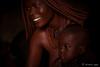 Mother and Child 3935 (Ursula in Aus (Sorry! Been AWOL)) Tags: africa himba namibia otjomazeva himbavillage
