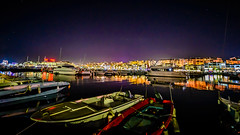 Estrellas sobre Banús (pepoexpress - A few million thanks!) Tags: nikon nikond600 nikkor d610 d6101424mm nikond610 nikond6101424mmf28 1424mmf28 pepoexpress night nightphotography citynight boats sky skylinearchitecture stars architecturesky puertobanús marbella sea mar nocturna