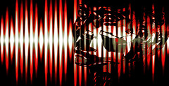 Pulse Beat Of A Nonexistent Heart (☺ ChimKami ☺ Live Life Artfully & Unprofession) Tags: humanity gallery jadeyu metales dark epic feelings shadow virtual digitalart artwork art photography secondlife sl 3d metaverse chim chimkami emotion surrealist night red humanoid robot heart pulsation beat sim explore architecture mesh gold photoshop light dream scene imagination creativity design awesome stylish weird magical magic fantasie tale fantasy exploring scifi sciencefiction