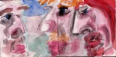 Wir haben Pläne gemacht, da waren wir jung. Doch wie ist dann alles gekommen (raumoberbayern) Tags: station bahnhof sketchbook skizzenbuch tram munich bus strasenbahn pencil bleistift ballpoint paper papier robbbilder stadt city landschaft landscape spring frühling summer sommer trip germany münchen park buga schilder signs verboten