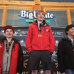 Big White Western Ski Cross Finals U16 MEN RACE 1 PHOTO CREDIT: Todd Cashin