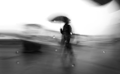 Matchbooks under cigarettes (Eduardo Asenjo Matus) Tags: blackandwhite blancoynegro noiretblanc fujifilm blur rain streetphotobw streetphotography streetart streetbw streetphoto street