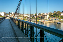 Le Bono (patrice.baissac) Tags: bretagne brittany france morbihan lebono port pont bridge harbour rivière golfedumorbihan river bateaux boats