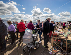 Silloth_car_boot_sale_6867 (allybeag) Tags: silloth carbootsale sunny spring eastermonday crowds people fatpeople
