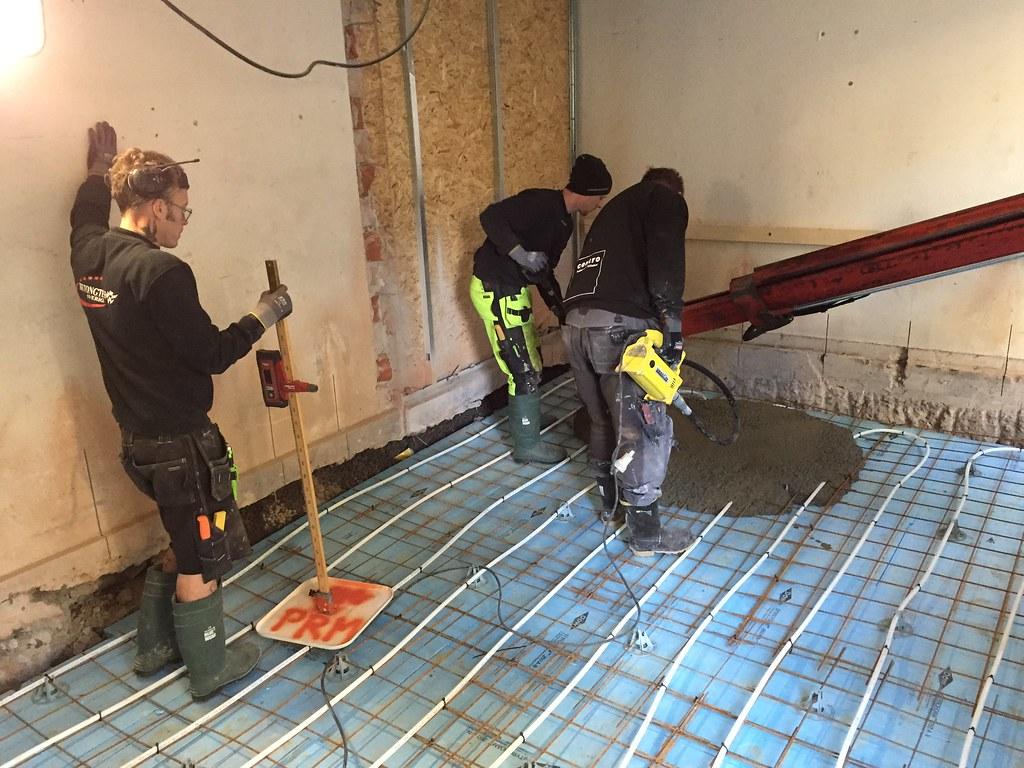 Inredning vattenburen golvvärme källare : The World's newest photos of fastighet - Flickr Hive Mind