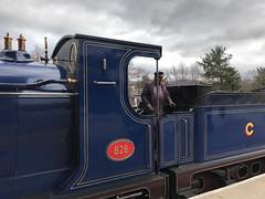 Strathspey Railway Caledonian 828 (Adam Sibbald) Tags: strathspey railway caledonian 828