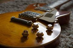 Gibson Les Paul 1958 V.O.S. (Meine Sicht auf diese Welt...) Tags: guitar gitarre humbucker sunburst 1958 gibson ahorn rooswood lespaul gibsonlespaul1958humbuckerahorn