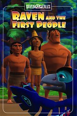 Raven and the First People (Vernon Barford School Library) Tags: vernon barford library libraries new recent book books read reading reads junior high middle school vernonbarford nonfiction paperback paperbacks softcover softcovers folklore nativepeoples native people peoples canada canadian canadians american americans alaska nativeamerican nativeamericans haida haidas legend legends legendary raven ravens legendarycharacter legendarycharacters character characters bird birds graphic novel novels graphicnovel graphicnovels graphicnonfiction david bouchard simon daniel james chris kientz 2 9781770581388 first firstpeople fnmi bookcover bookcovers cover covers firstnationsinuitmetis firstnations aboriginal comics cartoons