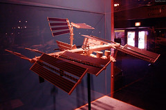 """International Space Station 1-144 model • <a style=""""font-size:0.8em;"""" href=""""http://www.flickr.com/photos/34843984@N07/14926620463/"""" target=""""_blank"""">View on Flickr</a>"""