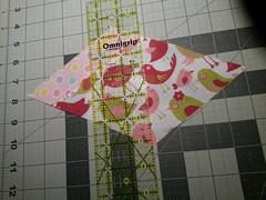 girl baby quilt
