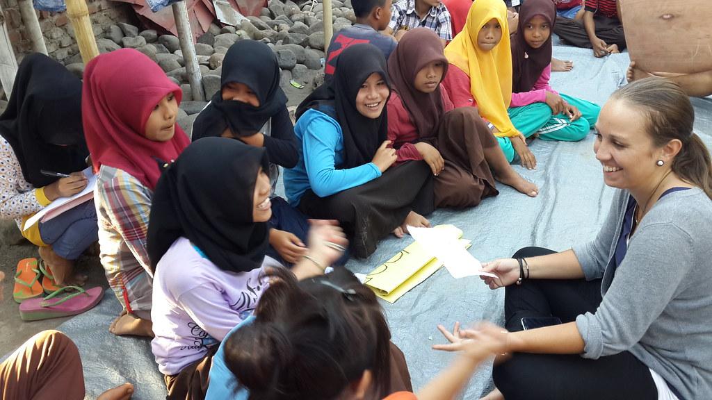Jennifer Roberts - Telaga Wareng, Indonesia