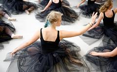 Ballerina (PortSite) Tags: ballet holland netherlands nikon ballerina den nederland helder paysbas dans 2014 portsite d3s