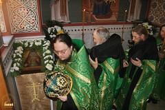 17. Освящение часовни преподобных Арсения и Германа Святогорских