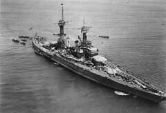 Tennessee class battleship 1920s (DREADNOUGHT2003) Tags: wwii armour usn rn battleships capitalships