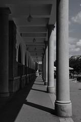 Ljubljana (Martina Santucci) Tags: white black perspective slovenia ljubljana slovenija bianco nero prospettiva lubiana republikaslovenija