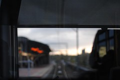 Cornbrook (zawtowers) Tags: city uk station manchester 50mm october media flickr afternoon dof looking cloudy bokeh cab saturday tram driver through 25th metrolink salford quays meet onboard fifty 2014 cornbrook afsnikkor50mmf18g