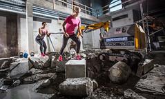 Crossfit @ 3T-Ilsvika (erlend ekseth) Tags: building construction mud fitness gym crossfit