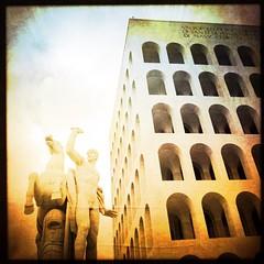 Fascist architecture . Rome