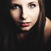 Addiction (Christine Lebrasseur) Tags: portrait people woman brown france art 6x6 canon teenager fr onblack gironde 500x500 léane saintloubes allrightsreservedchristinelebrasseur