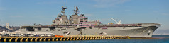 uss america (pbo31) Tags: sanfrancisco california blue panorama 6 color bay nikon october ship navy large panoramic embarcadero sail naval southbeach stitched fleetweek d800 2014 ussamerica pier30