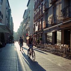 Logroo (nils.pickert) Tags: espaa europa europe film fujipro400h kamera logroo mamiyac33 spain spanien