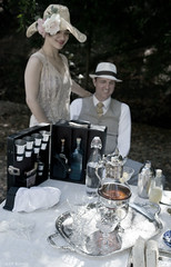 Open Bar (All About Light!) Tags: 1920s food bar picnic open gatsbysummerafternoon allaboutlight arthurkoch