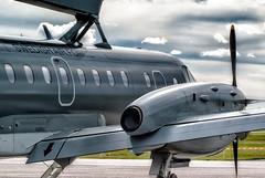 100003 Saab S100D Argus (340AEW) Swedish Air Force (Andreas Eriksson - VstPic) Tags: force air swedish saab argus 100003 s100d 340aew malmenairforcebase2009saabs100dargusisdesignationformilitarymodificationofcivilsaab340convertedintoairborneearlywarningandcontrolaewcaircraftsixs100bargusaircraftwereproducedfortheswedishairforce fourofwhicharepermanentlyequippedwithearlywarningradarerieyeradarandtwofittedfortransportmissionsduringpeacetimeaircraftsoperatesby72thascairbornesurveillancecontrolsquadronatlinköpingmalmenairbase
