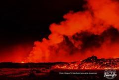 9860-157-653 (Ragnar TH) Tags: red hot fire volcano lava iceland glow smoke steam glowing temperature volcanic eruption hotspot magma fissure erupting bardarbunga holuhraun