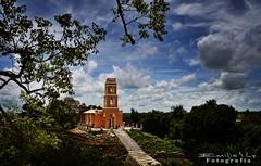 ake 7356 ch (Emilio Segura Lpez) Tags: mxico iglesia yucatn hacienda ake capilla arqueologa