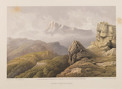 Mount Tchatyr-Dagh. (SMU Central University Libraries) Tags: mountains valleys chatyrdah