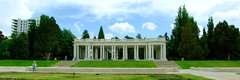 """Blue Sky over Cheesman Park Fountain building • <a style=""""font-size:0.8em;"""" href=""""http://www.flickr.com/photos/34843984@N07/15353535409/"""" target=""""_blank"""">View on Flickr</a>"""
