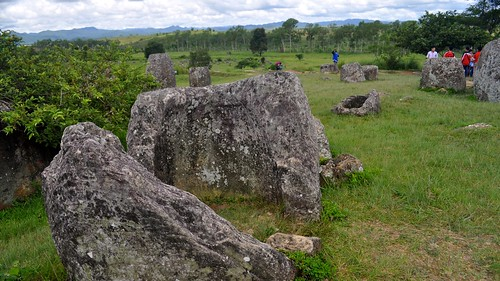 Plain of Jars, Phonsavanh