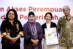 Nina Sardjunani, Dewi Motik, Kristen F. Bauer, Agus Prabowo