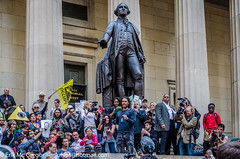 EM-141014-OWS-019 (Minister Erik McGregor) Tags: nyc newyorkcity newyork art revolution activism occupation 2014 ows russellbrand rustyrockets occupywallstreet owsnyc erikrivashotmailcom erikmcgregor 9172258963 ©erikmcgregor solidarity