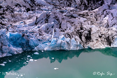 At the Edge of an Glacier