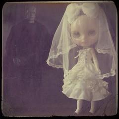 FrankenBlythe Bride...  (BaD 10/18/14 ~ Frankenblythe)