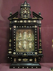 Reliquary (spatulus) Tags: vienna austria reliquaries hofburgpalace imperialtreasury