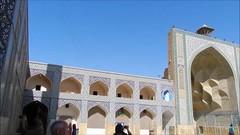 video del exterior Mezquita de Jame o del Viernes en Isfahn Irn (Rafael Gomez - http://micamara.es) Tags: en del de iran o or persia mosque mezquita friday   isfahan jame irn  viernes     isfahn