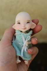 Dust of Dolls Krot Arie (anthrogirl14) Tags: dolls freckles dust custom arie krot f