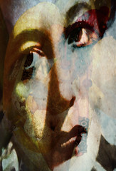 ?? (roberke) Tags: portrait photoshop textures photomontage layers portret