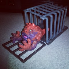Super cool #80s Boglin with his cage #vintage #toyhunting #toyhustle #ragingnerdgasm #TomKhayos #ToyGameScroogeMcDuck (Raging Nerdgasm) Tags: tom vintage toy toys cool with review super cage collection 80s his collecting raging rng nerdgasm boglin instagram ragingnerdgasm tomkhayos khayos toyhunting toygamescroogemcduck toyhustle