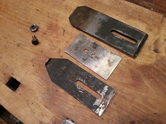 20141019_125649 (Finnberg68) Tags: plane bed iron cutter patent patented billnäs bruk chipbreaker 13022 billnas