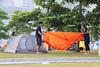 (marjooorie_l) Tags: camping hk umbrella hongkong revolution grassland democracynow studentstrike umbrellarevolution umbrellamovement hkclassboycott hkmovement