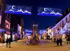 Keswick Christmas Light Switch On
