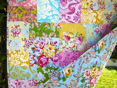 Circa quilt (sewfunbymonique) Tags: quilt custom circa jenniferpaganelli sewfunbymonique