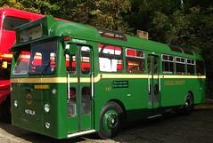 London transport RW3  Brooklands 19/10/14. (Ledlon89) Tags: bus london buses transport lt londonbus brooklands lte