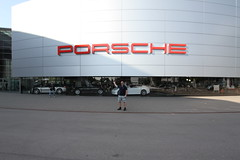 The Porsche Factory in Stuttgart!