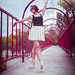 Ballet Dancer Photo, lets red by Array (aka Array)